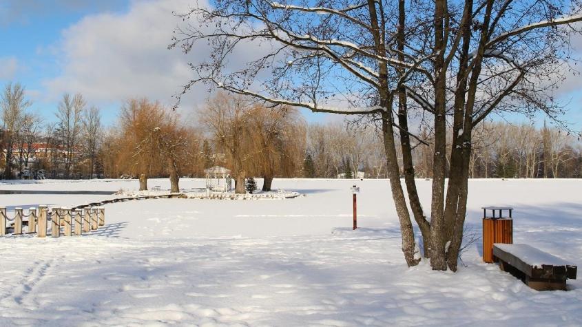 Hasiči budou na Nováku cvičit záchranu osob z ledu