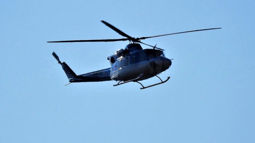 Do Chotilska spěchal vrtulník pro opařené dítě