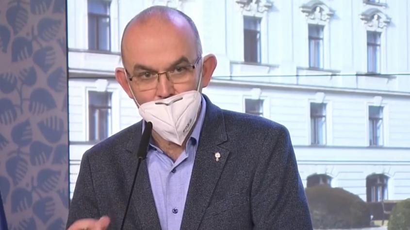Blatný: V ČR bylo podáno na 130.000 vakcín, což je průměr v EU