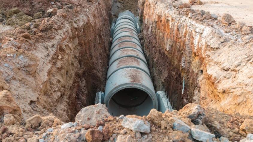 Občané v Lazci se dočkají nové kanalizace. Projekt vyjde na 70 milionů korun