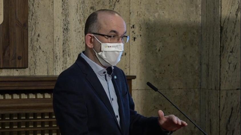 Blatný má do 14 dnů skončit jako ministr zdravotnictví