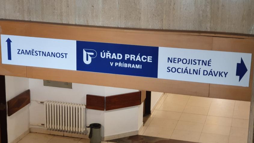Nezaměstnanost ve středních Čechách v lednu stoupla na 3,7 procenta, nejhorší situace je na Příbramsku