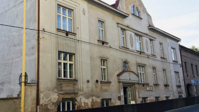 Osud bývalé budovy městských lesů v Příbrami je nejistý