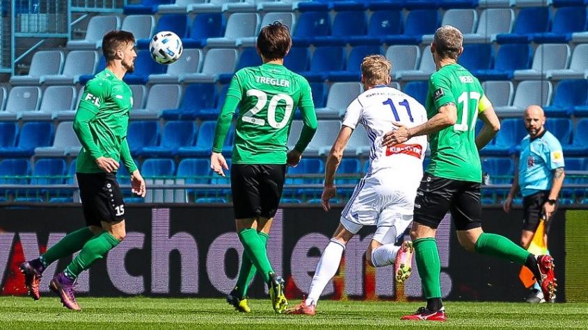 Boleslav remizovala s Příbramí 0:0, v závěru neproměnila pokutový kop
