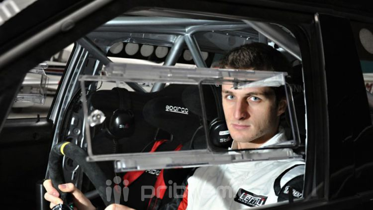 Jan Černý bude v sezoně 2015  závodit se Škoda Fabia S2000