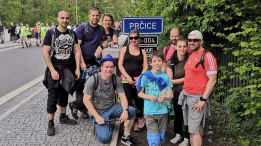 Pořadatelé kvůli pandemii posunuli pochod Praha-Prčice na červen