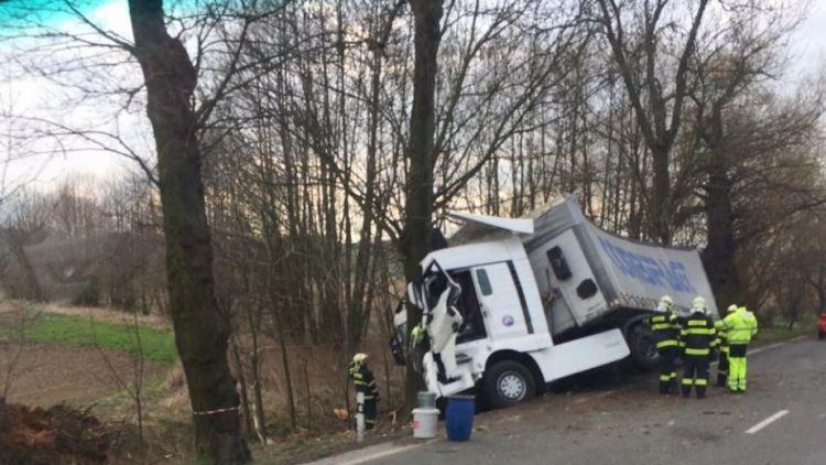 U Vrančič došlo k vážné nehodě, na místo letěl vrtulník