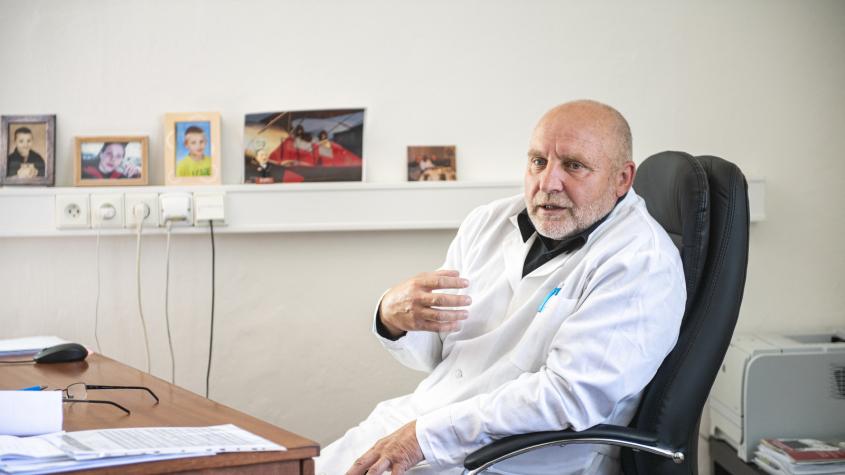 Ředitel nemocnice: Pandemie ukázala na slabá místa zdravotnického systému