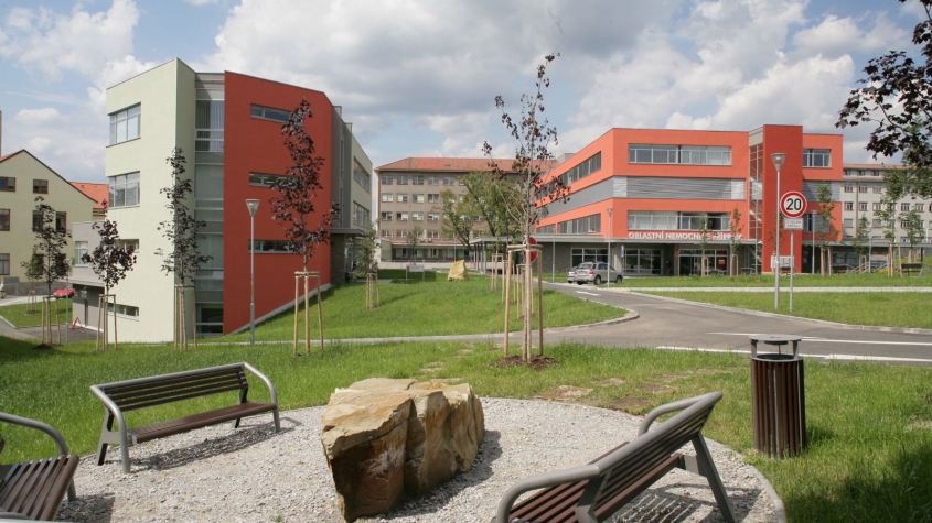 Příbramská nemocnice hlásí jen 7 hospitalizovaných s koronavirem