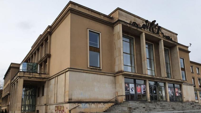 Příbram chystá opravu malé scény v Divadle Antonína Dvořáka