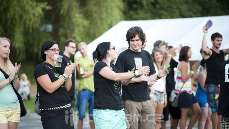 Na Fialka Festu vystoupí Fast Food Orchestra