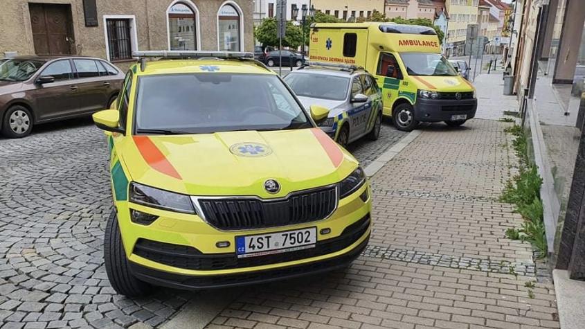 Během pěti minut vyjížděli v neděli záchranáři ke dvěma případům sebevraždy