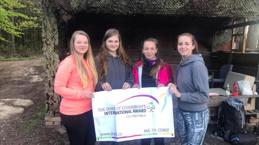 O Mezinárodní cenu vévody z Edinburghu usilují i příbramští studenti