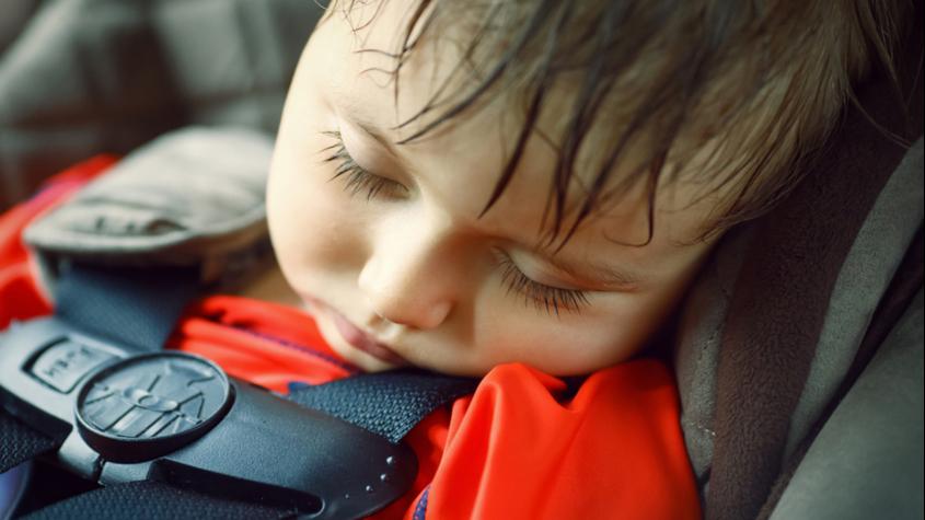 Nenechávejte děti ani zvířata v zavřeném autě. Každou minutu může jít o život