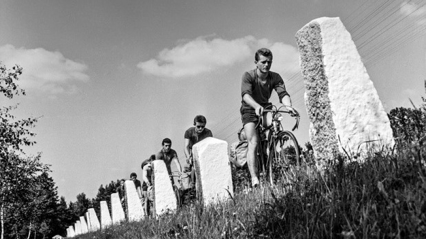 Na kole: Výstava fotografií v příbramské galerii se vrací do 50. a 60. let minulého století