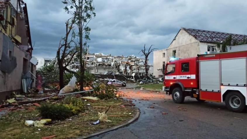 Po čtvrteční bouřce na jihu Moravy zemřeli minimálně tři lidé