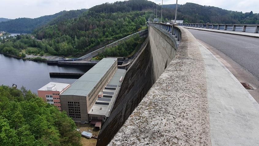 Vodní elektrárna Orlík má za sebou revize po hlavní části sezony