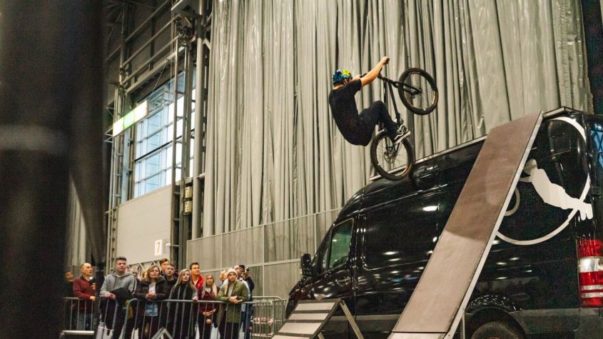 V rámci cyklistických závodů na Dobříši se představí finalisté talentové soutěže
