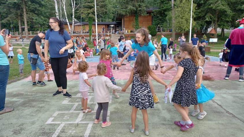 Na Nováku se tančí, tvoří, sportuje