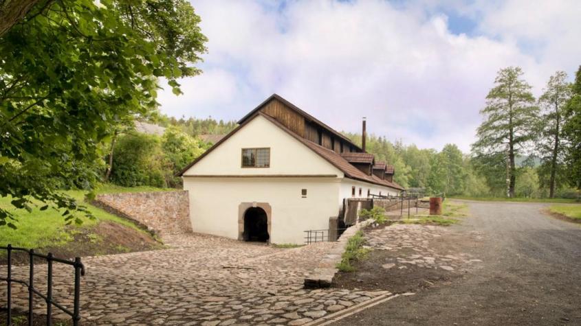 Vodní hamr pod Brdy z 19. století je stále funkční