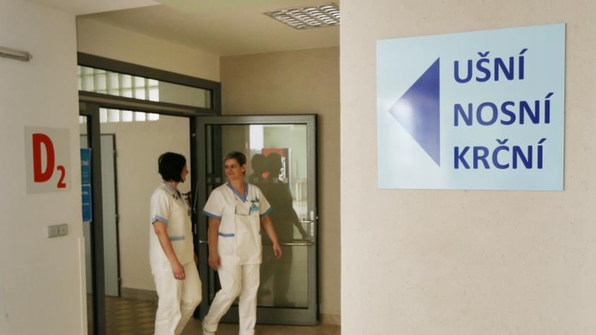 Ředitel nemocnice o ORL: Ještě jsme to nevzdali a stále hledáme vhodné doktory