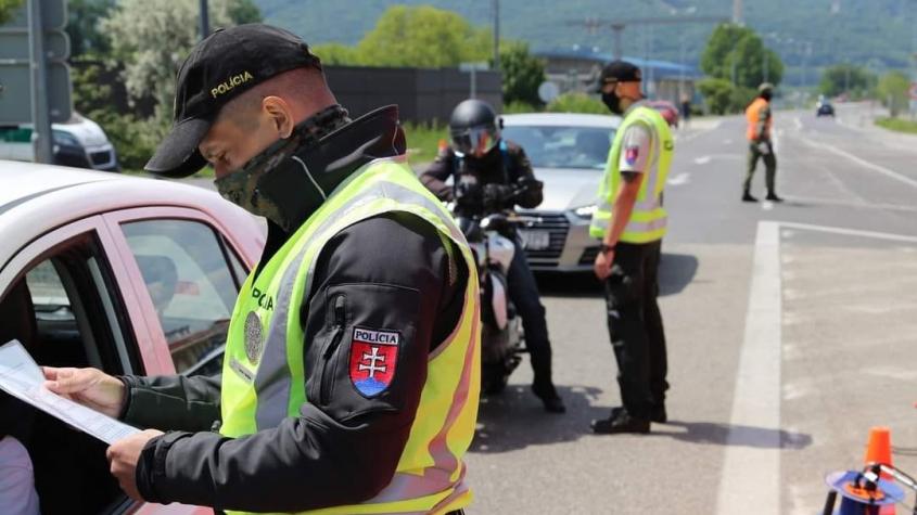 Na hranicích se Slovenskem dnes hrozí blokáda hraničních přechodů