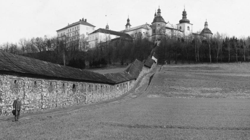 Uplynulo 361 let od položení základů barokní Svaté Hory