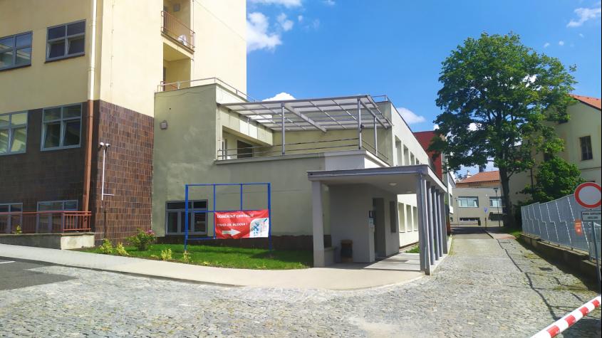 V příbramské nemocnici začne v říjnu rozsáhlá rekonstrukce