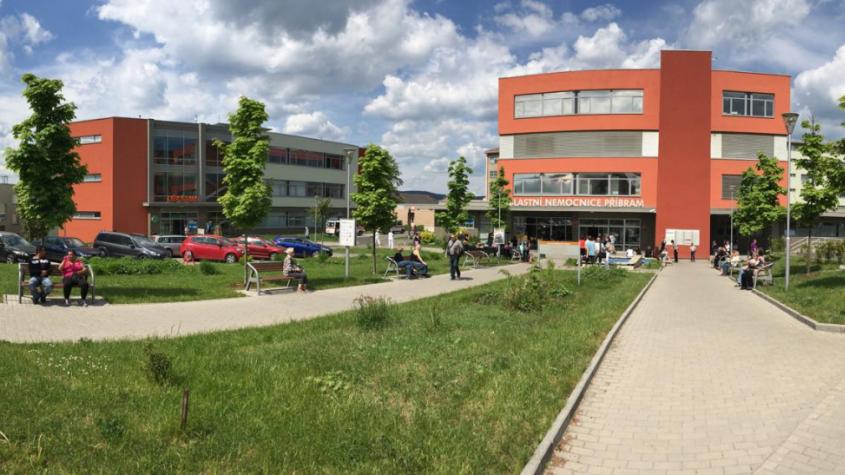 Příbramská nemocnice stále neví, jestli získá prostředky z dotační výzvy REAC-EU