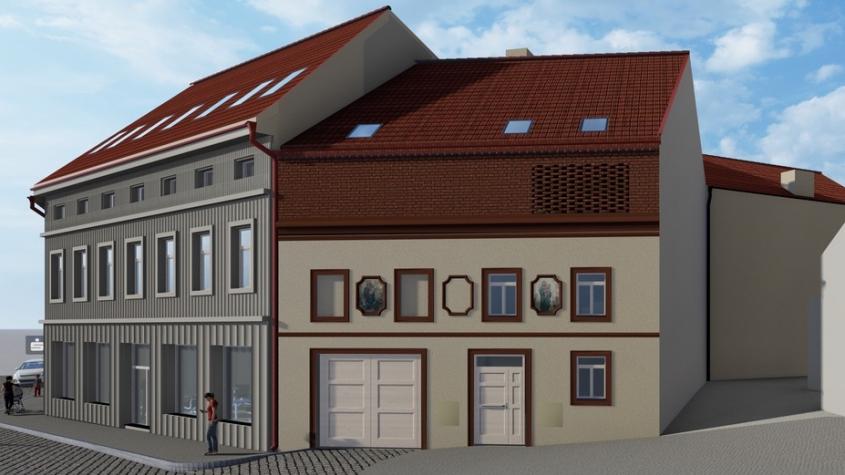 Vařeka: Na Václavském náměstí budou kopie původních domů s naprostým zanecháním výškové i proporční rozdílnosti jednotlivých objektů