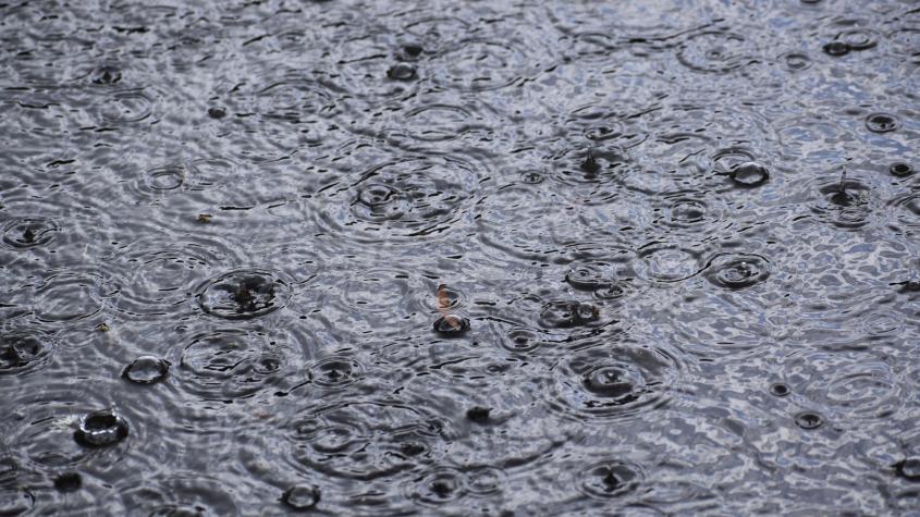 Nejvydatněji pršelo ve Strakonicích, napršelo tam 46 milimetrů