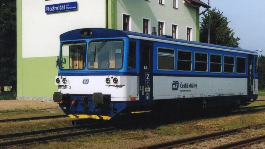 Starosta Rožmitálu: Zrušení vlaků by znamenalo odříznutí několika obcí od veřejné dopravy
