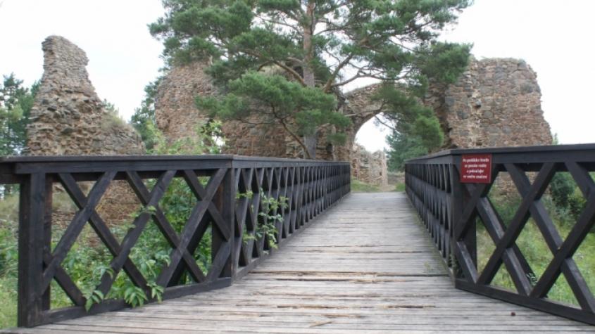 Další ročník tradiční Vrškamýcké pivoslávy opět proběhne u zříceniny hradu