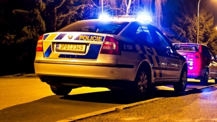 Policisté zastavili v Příbrami opilého řidiče a zakázali mu další jízdu. O dvě hodiny později havaroval