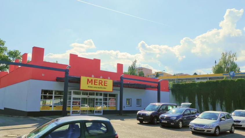 Nový řetězec prodejen MERE vstupuje na český trh a ihned rovnou do Příbrami