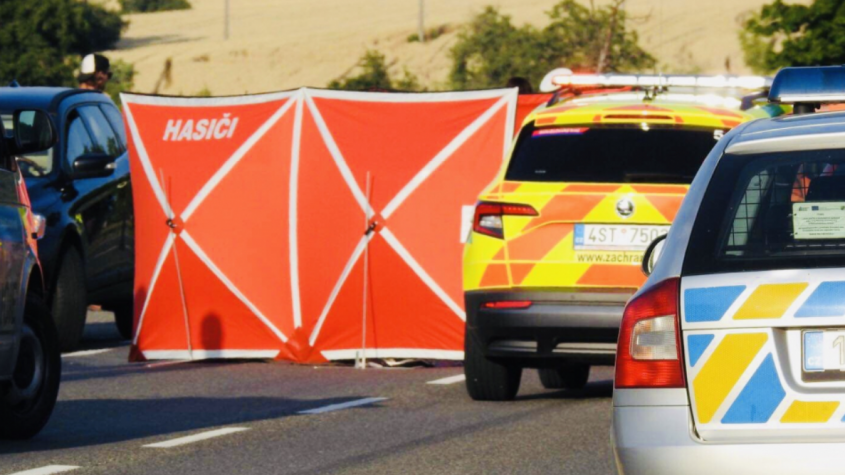 Na středočeských silnicích zemřelo o prázdninách šest lidí, o 10 méně než loni