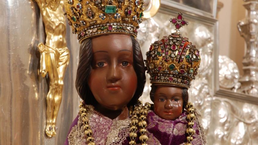 Soška Panny Marie Svatohorské bude mít novou kopii, uvidíte ji během příbramské šalmaje