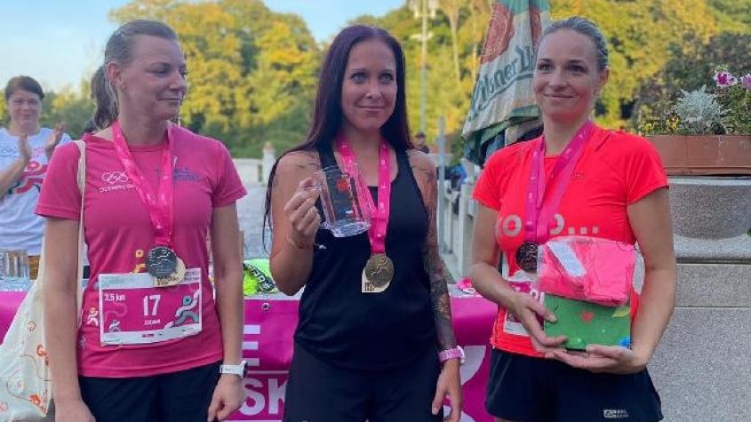 Olympijský běh opět nadchl běžce v Příbrami