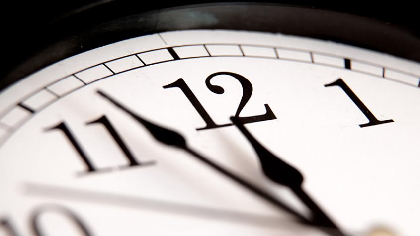 V pondělí se bude rozhodovat o termínech střídání času na dalších pět let