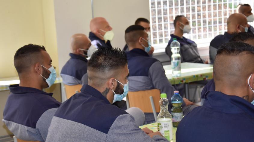 V příbramské věznici zahájili po třiceti letech pravidelnou školní výuku