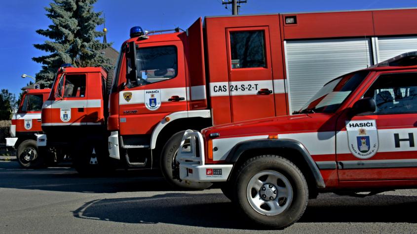 Podpořte rožmitálské hasiče v Anketě Dobrovolní Hasiči Roku