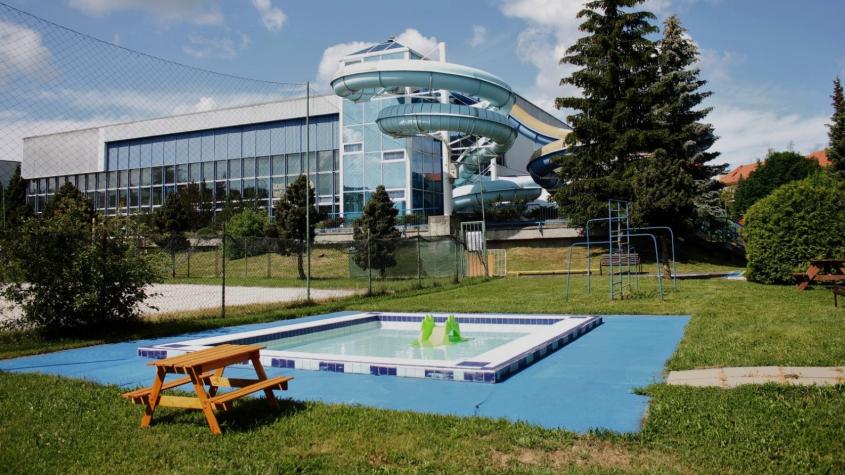 Aquapark by se mohl začít stavět ve třetím kvartálu roku 2022
