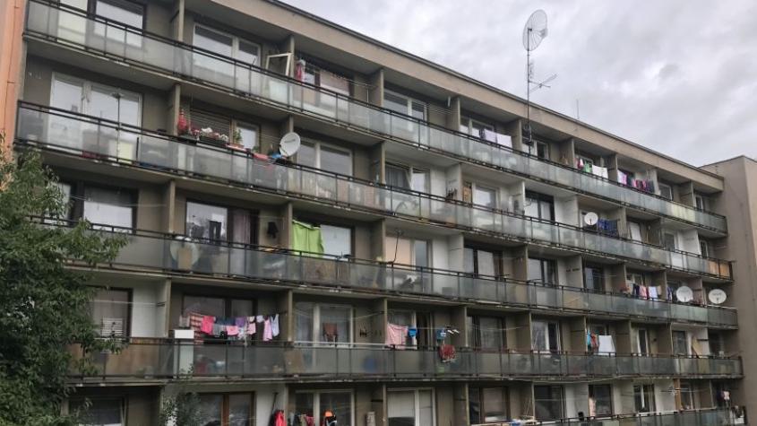 Příbram by mohla odkoupit problematické ubytovny v ulici Pod Čertovým pahorkem