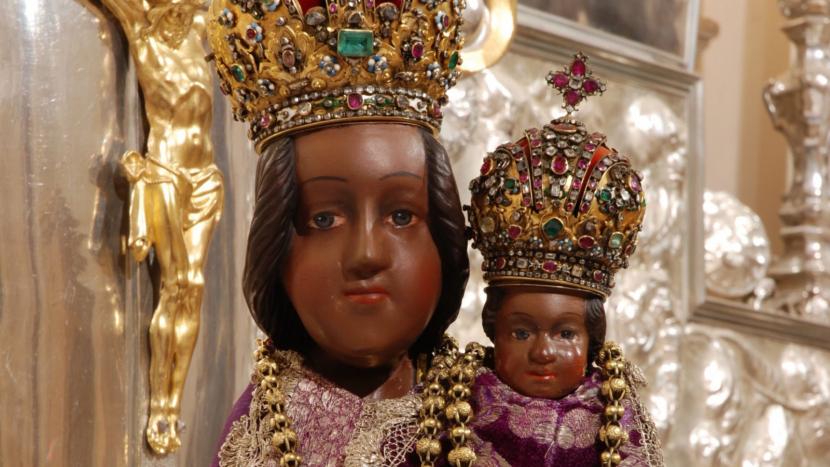 Novou kopii sošky Panny Marie Svatohorské čeká jedenáctileté putování
