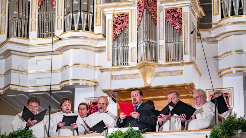 Festival duchovní hudby uvede v premiéře skladbu pro svatohorskou baziliku