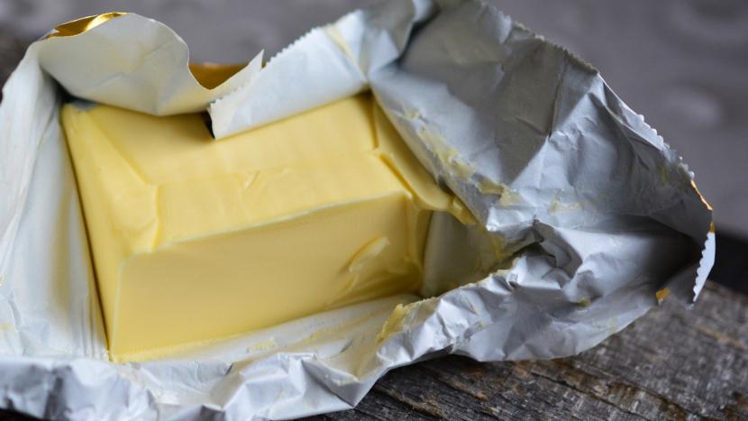 Ze základních potravin meziročně nejvíce zdražilo máslo