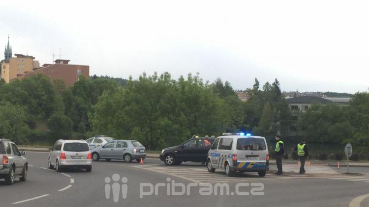 Nehody komplikují provoz u Dolní Obory a v ulici Nad Kaňkou