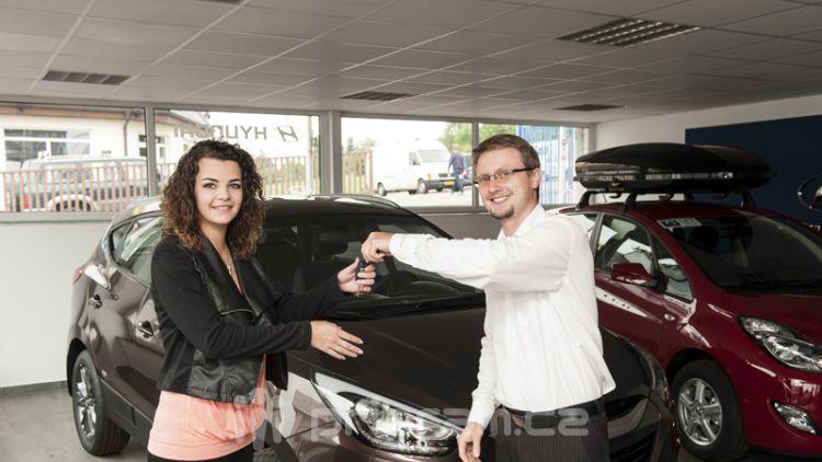 Letošní Miss Příbram se stala Tereza z Modřovic, týden si bude užívat nový vůz