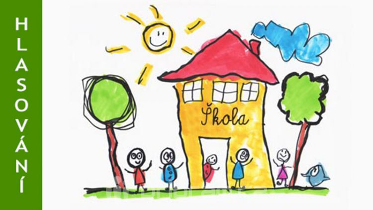 Nejhezčí školu nakreslily děti na ZŠ v ulici 28. října