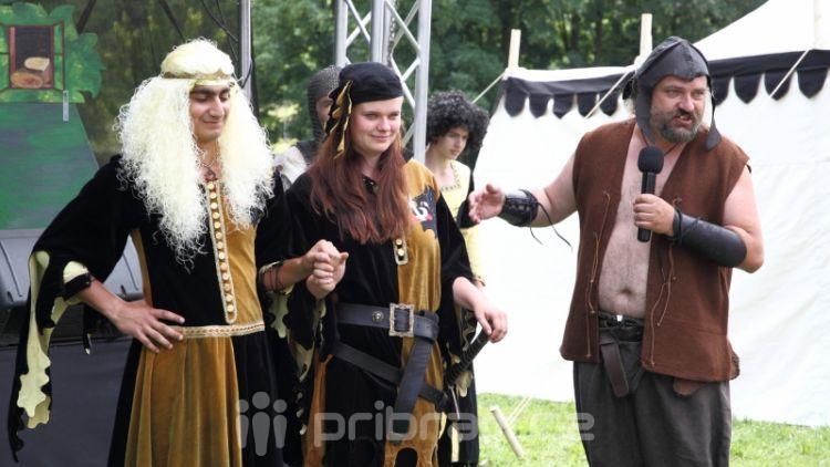 V Bukovanech se chystá další Zámecká slavnost